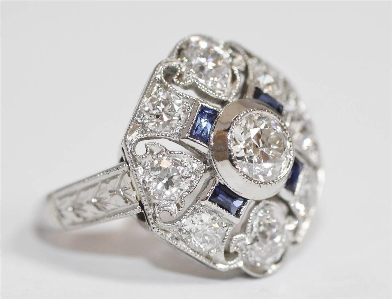 Antique Diamond Ring - Los Angeles, CA