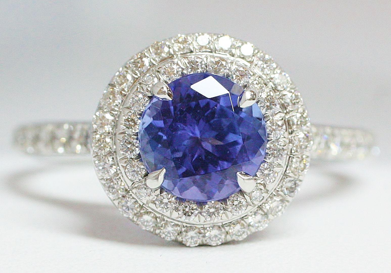 Sell a Tiffany Tanzanite Ring - Los Angeles, CA