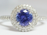 Sell a Tiffany Tanzanite Ring - Los Angeles, CA