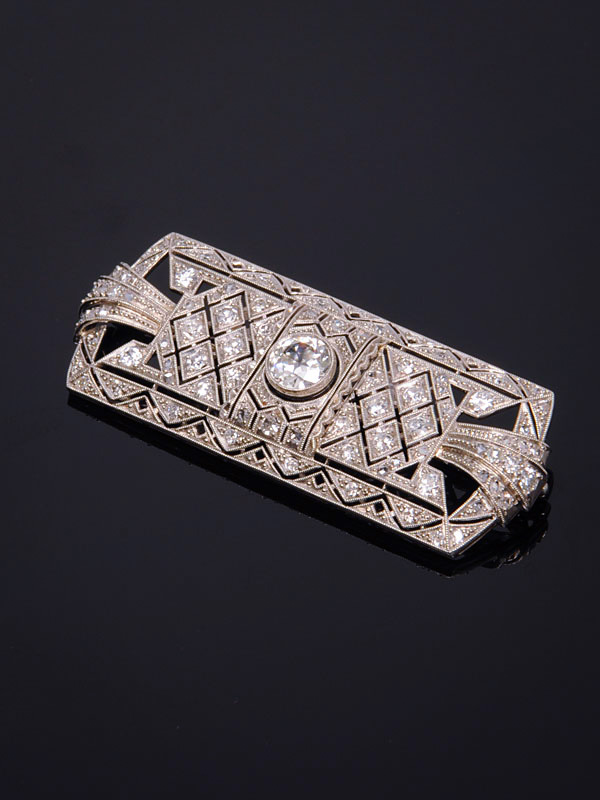 Diamond_Estate_Brooch