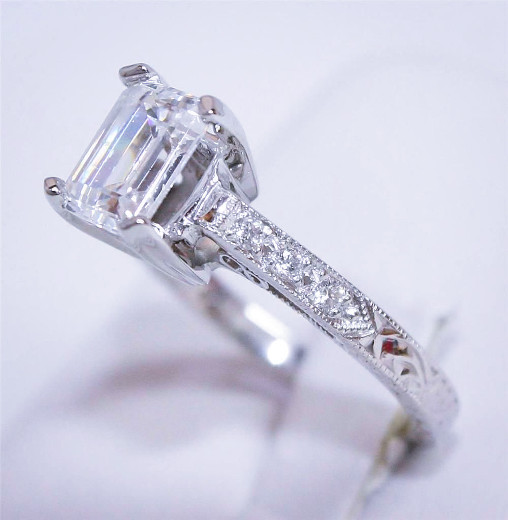Tacori Diamond Setting
